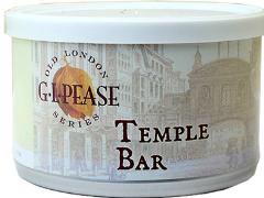 Трубочный табак G. L. Pease Old London Series Temple Bar 57 гр.