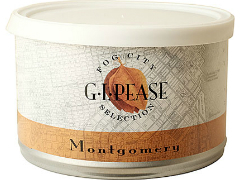 Трубочный табак G. L. Pease The Fog City Selection Montgomery 57 гр.