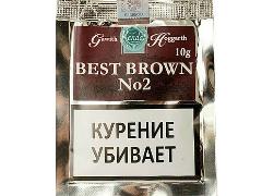 Трубочный табак Gawith Hoggarth Best Brown №2 10 гр.