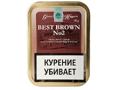 Трубочный табак Gawith & Hoggarth Best Brown No2 50 гр.
