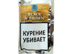 Трубочный табак Gawith & Hoggarth Black and Brown 40 гр.