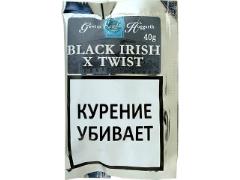 Трубочный табак Gawith Hoggarth Black Irish X Twist 40 гр.