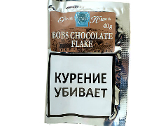 Трубочный табак Gawith & Hoggarth Bobs Chocolate Flake 40 гр.