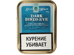 Трубочный табак Gawith & Hoggarth Dark Birds Eye 50 гр.
