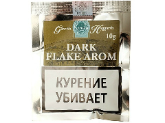 Трубочный табак Gawith Hoggarth Dark Flake Aromatic 10 гр.