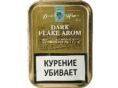 Трубочный табак Gawith Hoggarth Dark Flake Aromatic 50 гр.