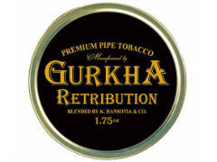 Трубочный табак Gurkha Retribution