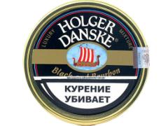 Трубочный табак Holger Danske Black & Bourbon 100 гр.