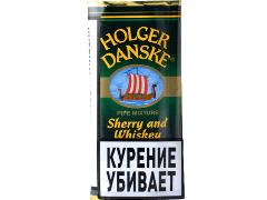 Трубочный табак HOLGER DANSKE SHERRY AND WHISKEY (40Г)