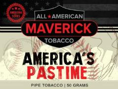 Трубочный табак Maverick America's Pastime 50 гр.