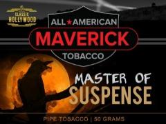 Трубочный табак Maverick Master of Suspense 50 гр.
