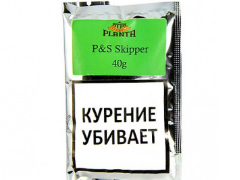 Трубочный табак  Petersen & Sorensen Skipper Special Navy Cut Mellow Mixture 40 гр.