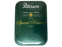 Трубочный табак Peterson Special Reserve 2018