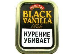 Трубочный табак Planta Danish Black Vanilla Flake 200 гр.
