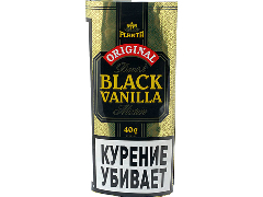 Трубочный табак Planta Danish Black Vanilla Flake 40 гр.