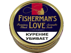 Трубочный табак Planta Fisherman's Love Black 100 гр.