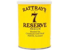 Трубочный табак Rattray's 7 Reserve
