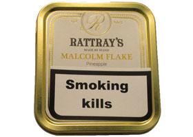 Трубочный табак Rattray's Malcolm Flake