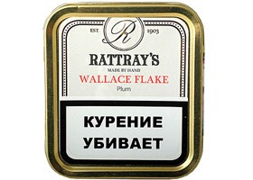Трубочный табак Rattray's Wallace Flake