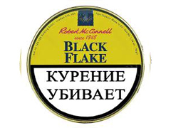 Трубочный табак Robert McConnell - Heritage - Black FLAKE 50 гр.