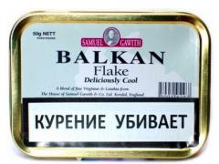 Трубочный табак Samuel Gawith Balkan Flake (50 гр.)