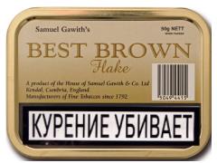Трубочный табак Samuel Gawith Brown Flake (50 гр.)
