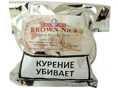 Трубочный табак Samuel Gawith Brown No. 4 (100 гр.)