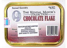 Трубочный табак Samuel Gawith Chocolate Flake (50 гр.)