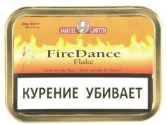Трубочный табак Samuel Gawith Fire Dance Flake (50 гр.)