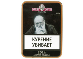 Трубочный табак Samuel Gawith Limited Edition 2014