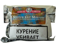 Трубочный табак Samuel Gawith Scotch Cut Mixture (100 гр.)