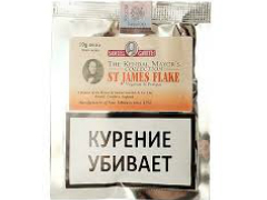Трубочный табак Samuel Gawith St. James Flake (10 гр.)