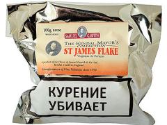 Трубочный табак Samuel Gawith St. James Flake (100 гр.)