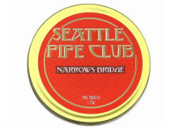 Трубочный табак Seattle Pipe Club Narrow Bridge