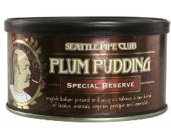 Трубочный табак Seattle Pipe Club Plum Pudding