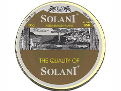 Трубочный табак Solani Aged Burley Flake - blend 656 - 50 гр.
