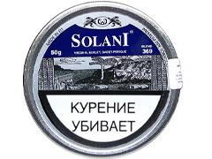 Трубочный табак Solani Aged Burley Flake - Blue Label (blend 369) 50 гр.