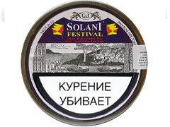 Трубочный табак Solani Aged Burley Flake - Festival (blend 333) 50 гр.
