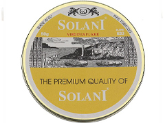 Трубочный табак Solani Aged Burley Flake - Virginia FLAKE  (blend 633) 50 гр.
