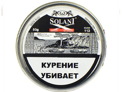 Трубочный табак Solani Aged Burley Flake - X - Sweet Mystery (blend 113) 50 гр.