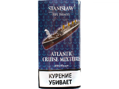 Трубочный табак Stanislaw Atlantic Cruise Mixture 40 гр.