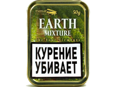 Трубочный табак Stanislaw The 4 Elements Earth Mixture 50 гр.