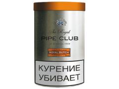 Трубочный табак The Royal Pipe Club Royal Dutch