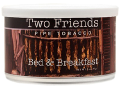Трубочный табак Two Friends Bed & Breakfast 57 гр.