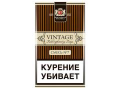 Трубочный табак Vintage смесь №7