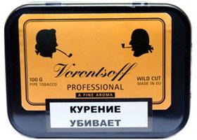 Трубочный табак Vorontsoff Professional банка