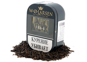 Трубочный табак W.O.Larsen 1864
