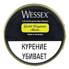 Трубочный табак Wessex Gold Virginia Flake