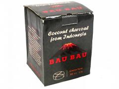 Уголь для кальяна BAU BAU KALOUD (25mm) - 1KG - 80 BRICKS