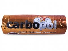 Уголь для кальяна CARBOPOL - 10 BRICKS - 40MM